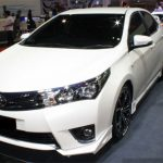 ชุดแต่งรอบคัน Toyota Altis 2014 ทรง TRDD