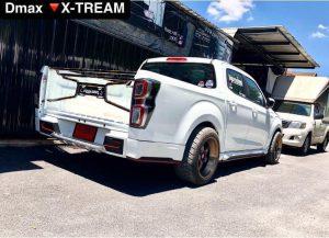 ชุดแต่งรอบคัน ISUZU D-MAX 2020 ทรง Xtream