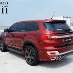 ชุดแต่งรอบคัน Ford Everest 2019 ทรง Z2