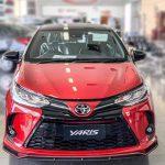 ชุดแต่งรอบคัน Toyota Yaris 2020 ทรง Formulas