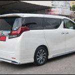 ชุดแต่งรอบคัน Toyota Alphard 2015 ทรง NTS1