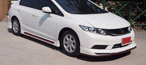 ชุดแต่งรอบคัน Honda Civic FB ทรง MG RR