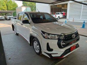 ชุดแต่งรอบคัน Toyota Revo 2020 Z Edition ทรง Formulas Zed X