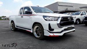 ชุดแต่งรอบคัน Toyota Revo 2020 Z Edition ทรง Wild