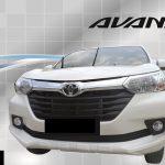 ชุดแต่งรอบคัน Toyota Avanza 2016 ทรง BBM