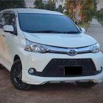 ชุดแต่งรอบคัน Toyota Avanza 2016 ทรง Top