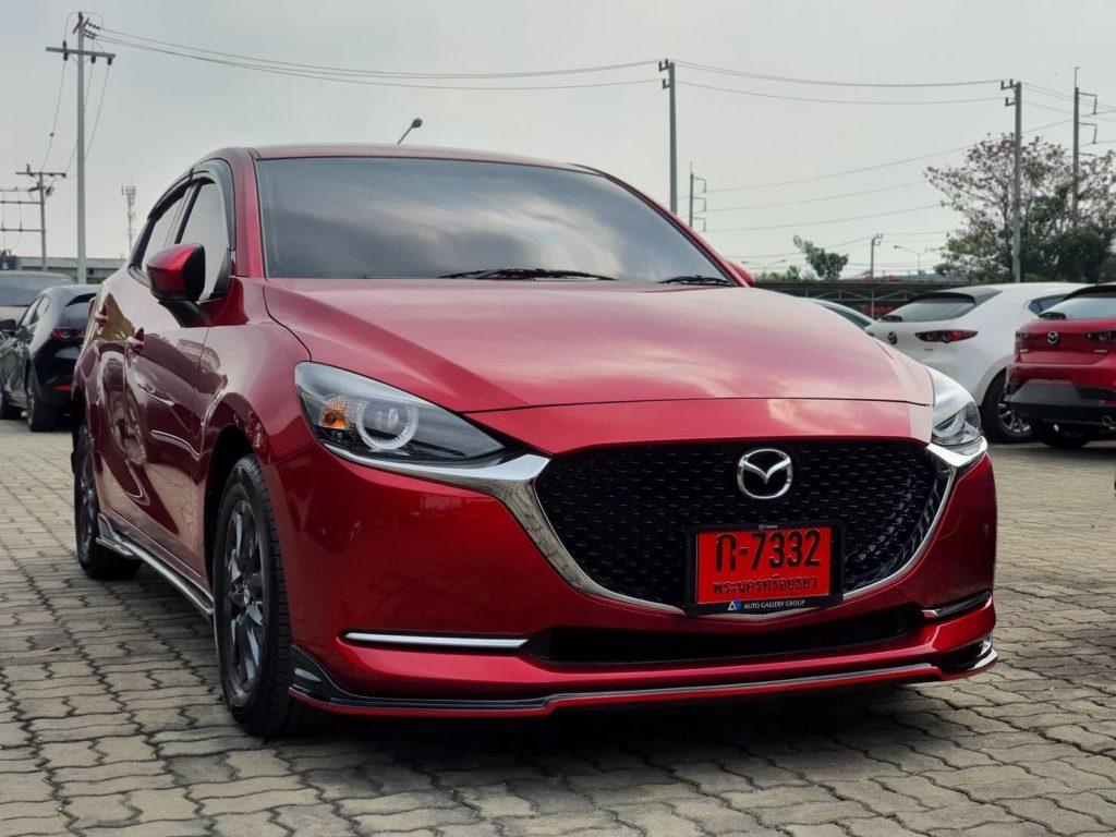 ชุดแต่งรอบคัน Mazda2 2020 4D ทรง STD