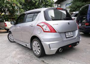 ชุดแต่งรอบคัน Suzuki Swift Eco ทรง Sport3