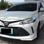 ชุดแต่งรอบคัน Toyota New Vios 2017 ทรง JR2