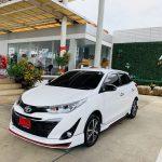 ชุดแต่งรอบคัน Toyota Yaris 2017 ทรง JR1